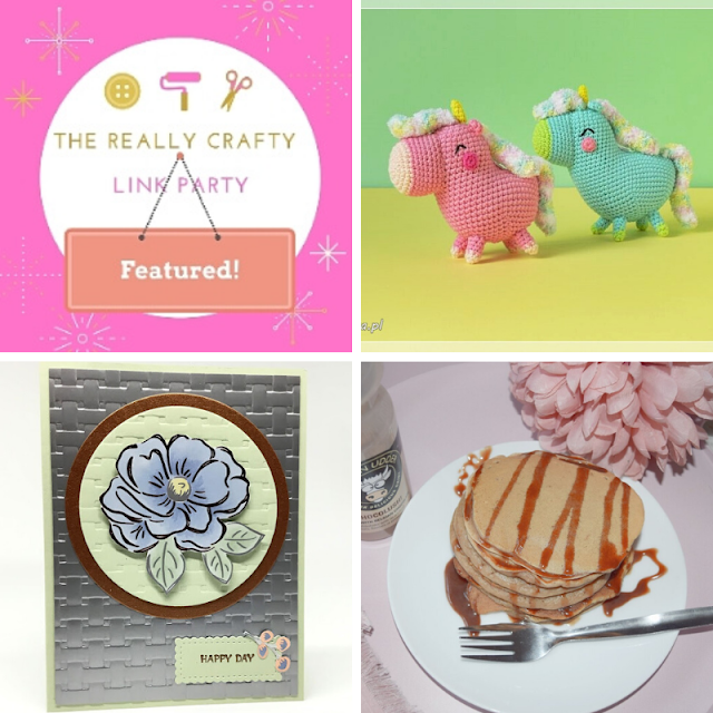 The Really Crafty Link Party #210 featured posts