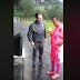 Vídeo mostra árbitro Margarida consultando o 'VAR' de tubo em Água Doce