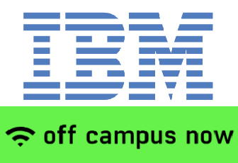 IBM Pool Campus 2019