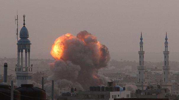 Iniziato l'attacco a Gaza da parte delle truppe israeliane