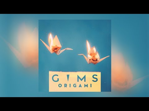 GIMS - ORIGAMI Lyrics
