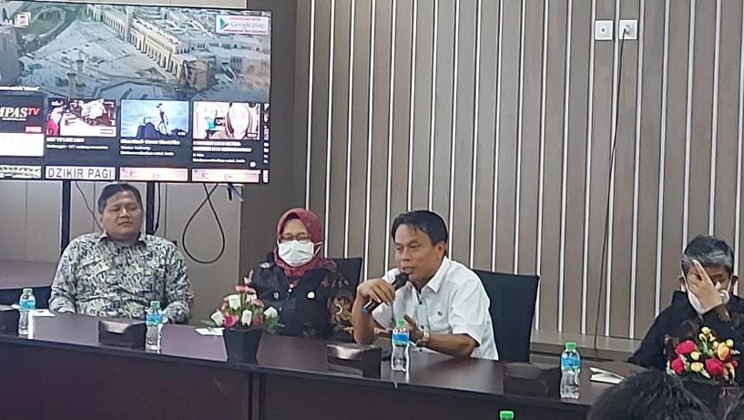 Civitas Akademika UIN Sunan Gunung Djati Bandung Dukung FTK Meraih Predikat Wilayah Bebas Korupsi