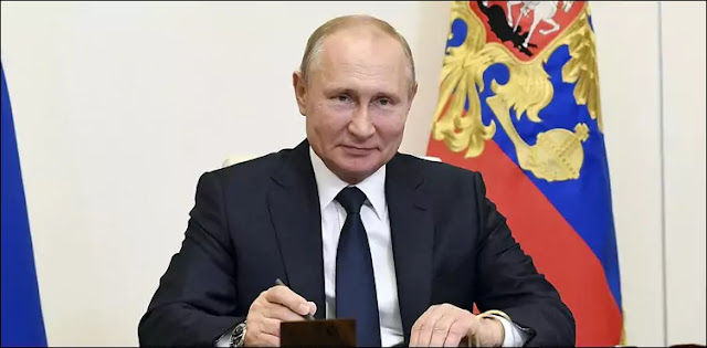 Vladimir Putin elected President of Russia until 2036