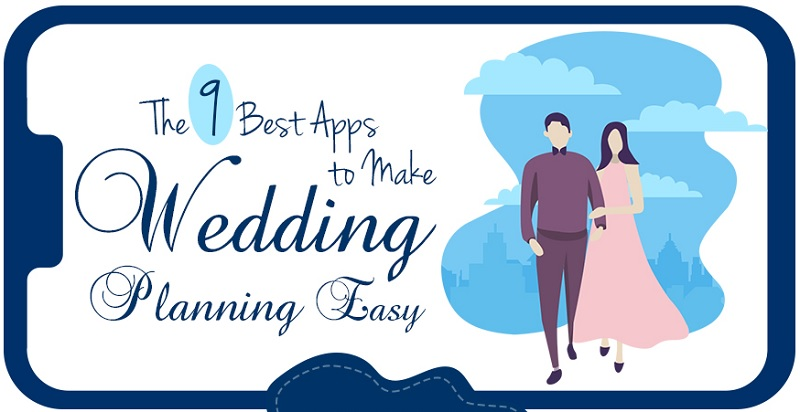 Top Wedding Planning Apps Every Bride and Groom-to-be Needs