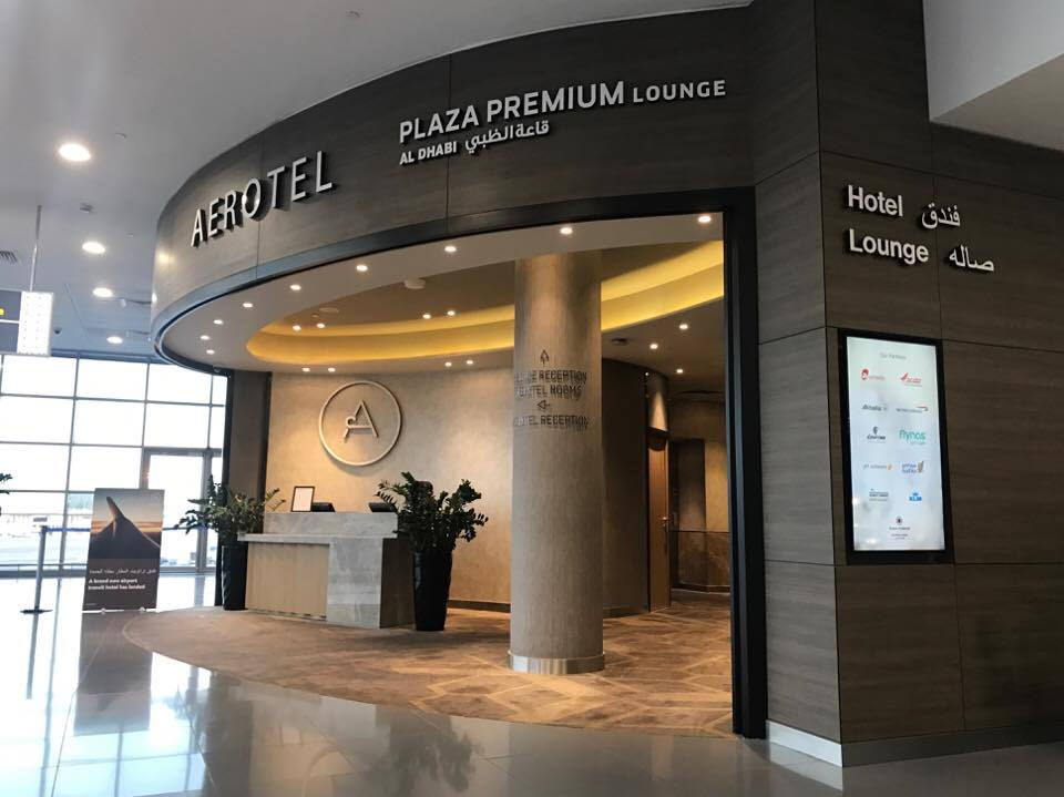 Aerotel Abu Dhabi