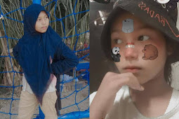 Sosok Haura Aulia, Gadis Manis yang Tew4s Usai Kep4lanya Dilind4s Sang Ayah Pakai Truk