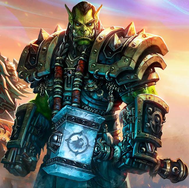 War of Warcraft Thrall
