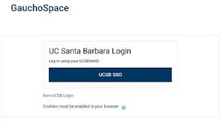 Ucsb Gauchospace Login