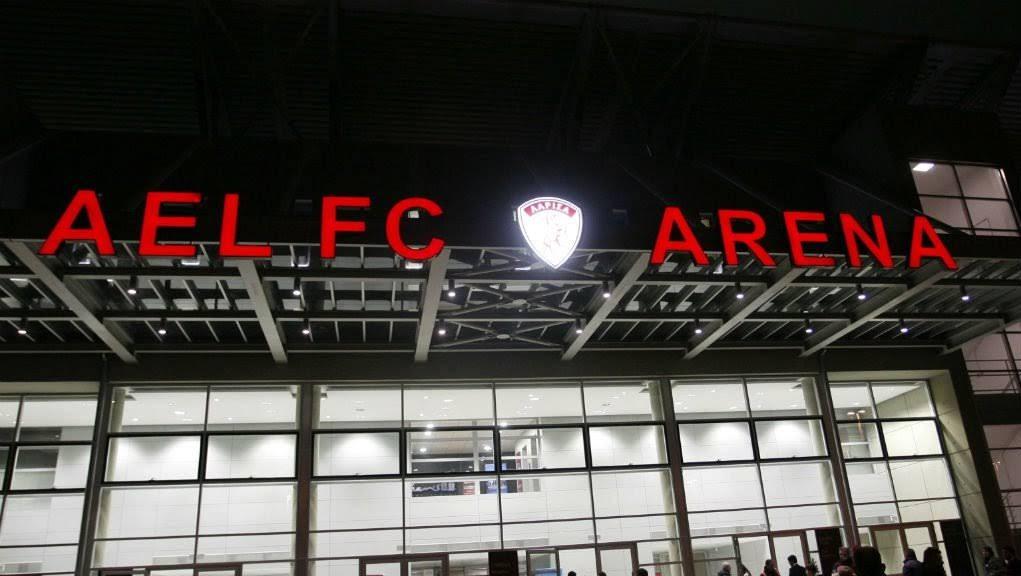 Χωρίς φιλάθλους η ΑΕΚ στον αγώνα με την ΑΕΛ στο AEL FC Arena