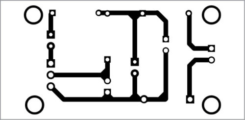 simple little nightlight circuit diagram
