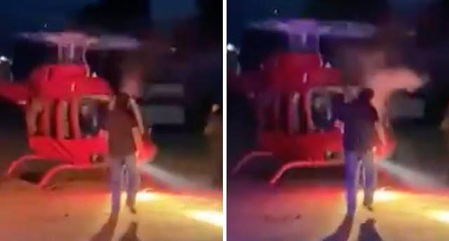 Video.- Empresario tequilero murió por el golpe de una Hélice, muchos afirman fue el disparo de un francotirador