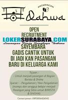 Open Recruitment at Angkringan Qahwa Surabaya Oktober 2019