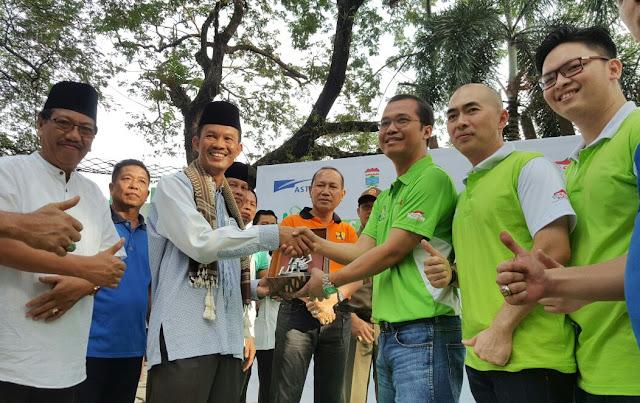Kampanyekan Astra Green Lifestyle ke Masyarakat Palembang