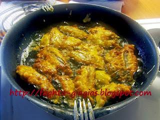 Σαρδέλες τηγανιτές με τραγανή κρούστα - από «Τα φαγητά της γιαγιάς»