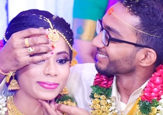 Malaysian Indian wedding Highlights Of Mathan Raj & Kausalyah