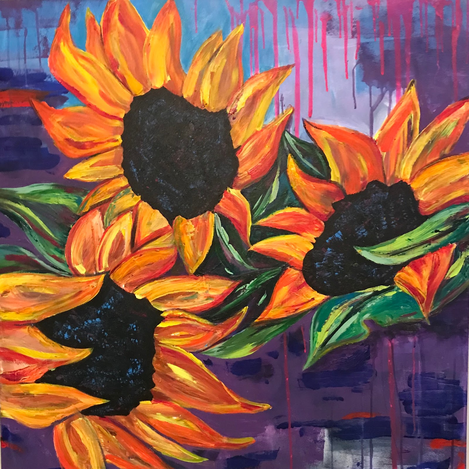 Jade T Fisher Recent Paintings: Jade T Fisher Art Recent ...