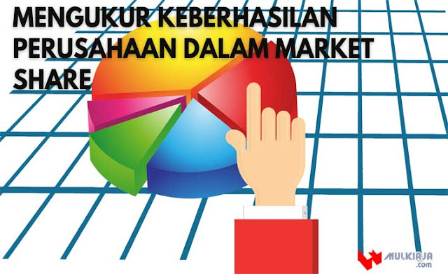 Mengukur Keberhasilan Perusahaan Dalam Market Share