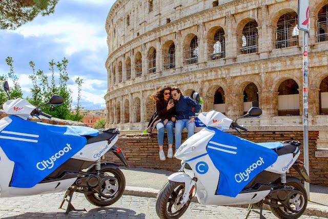 """Cityscoot lascia Roma: """"Ci concentriamo su città dove la domanda è più dinamica"""""""