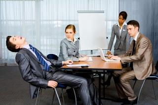 Вредные привычки на работе