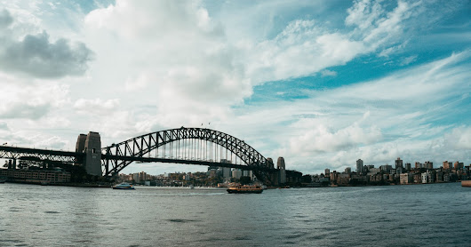 Sydney Diaries: My Point Of View