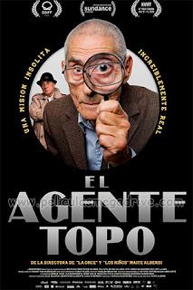 El Agente Topo (2020) [Latino] [Hazroah] [1080P]