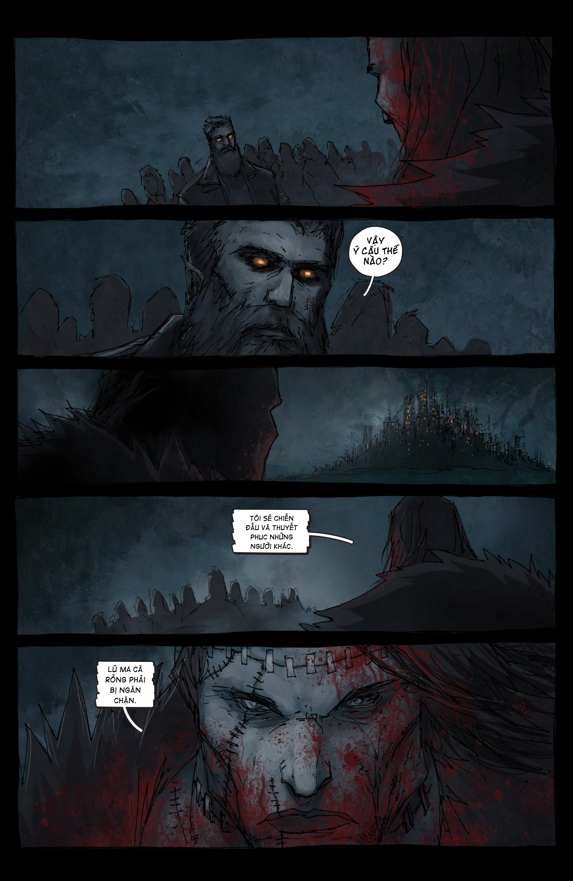 Broken Moon chương 3 trang 21