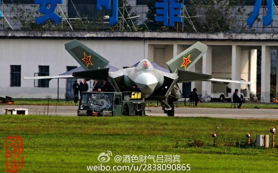 Asian Defence News: PLAAF Chinese Air Force Fighter - J20