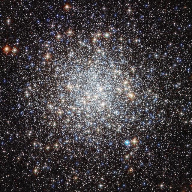 globular cluster Messier 9