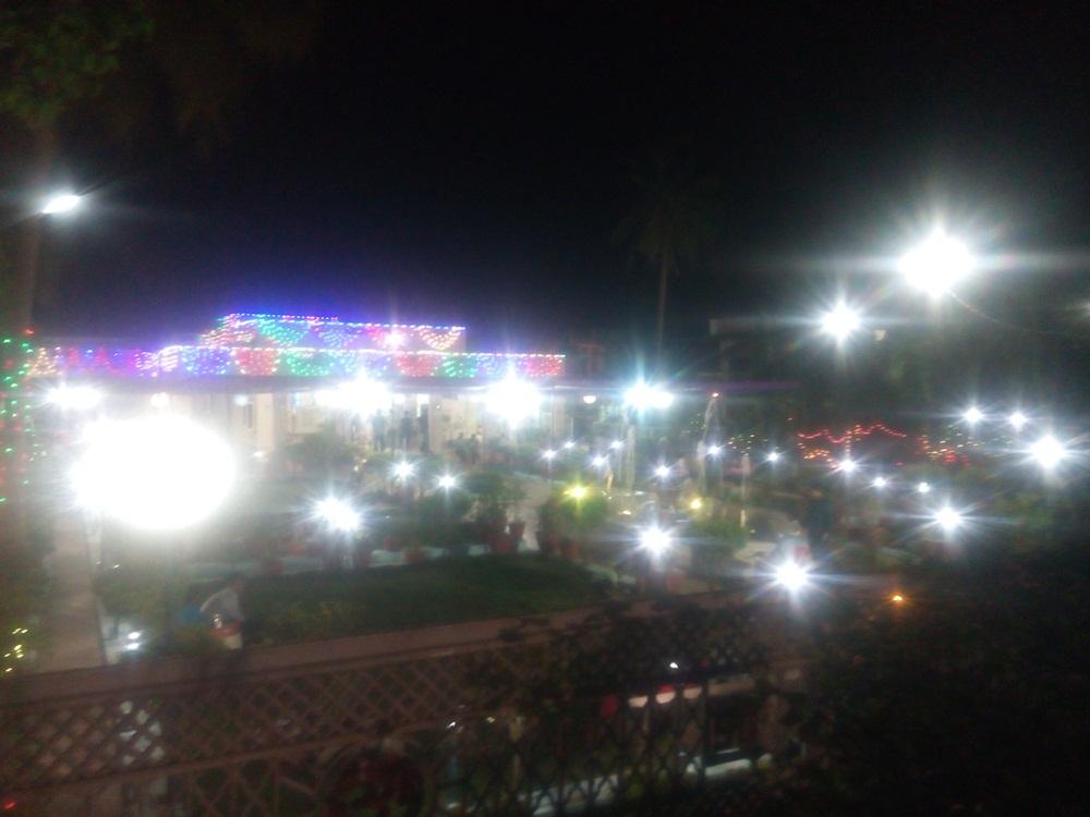 gopal-mandir-jhabua-varshikotsav-annula-function-organized-2018-भजनों की धुन - मजीरों की थाप पर झूम उठे भक्त -गोपाल मंदिर में आयोजित हुआ त्रिदिवसीय वार्षिकोंत्सव समारोह