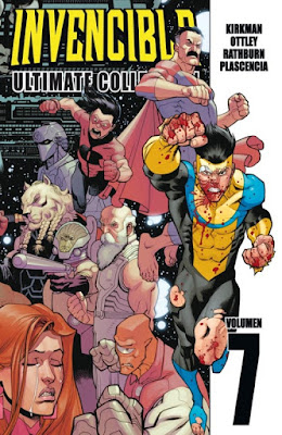 Invencible Ultimate Collection vol. 7