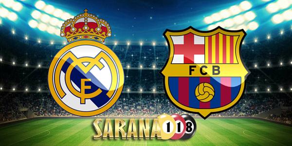 Prediksi Bola Real Madrid vs Barcelona Sabtu 23 Desember 2017