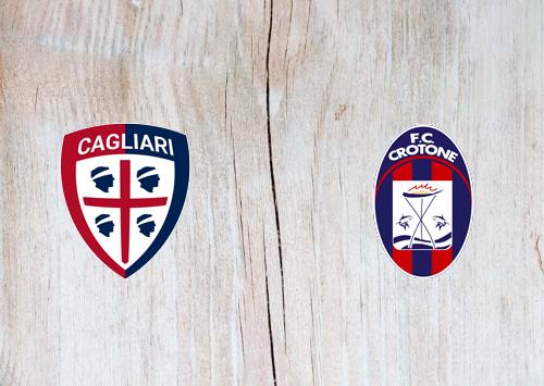 Cagliari vs Crotone -Highlights 25 October 2020