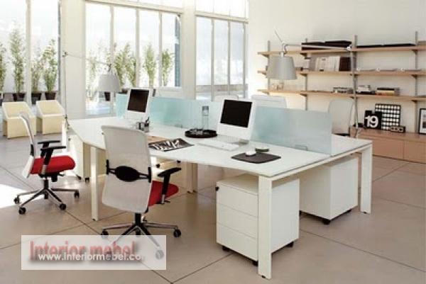 0863 Interior desain ruang kantor by interiormebel.com