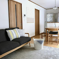 Simple decor for small apartment