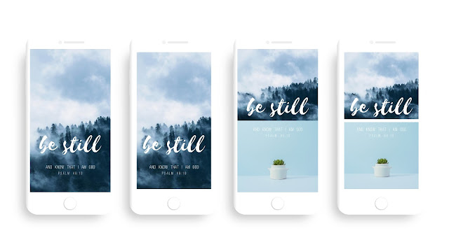 Free BESTILL Instagram story template for PowerPoint
