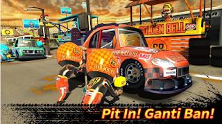 Pit Stop Racing Mod Apk Mega Mod