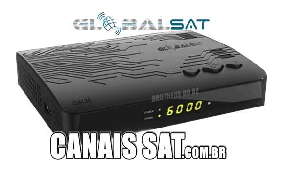 Globalsat GS130 Atualização V1.55 - 27/05/2021