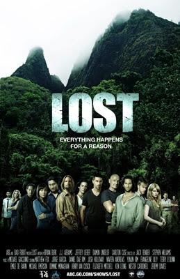 LOST - SÉRIE COMPLETA (SÉRIE PARA TV/DUBLADO/720P) - 2004-2010 Capa