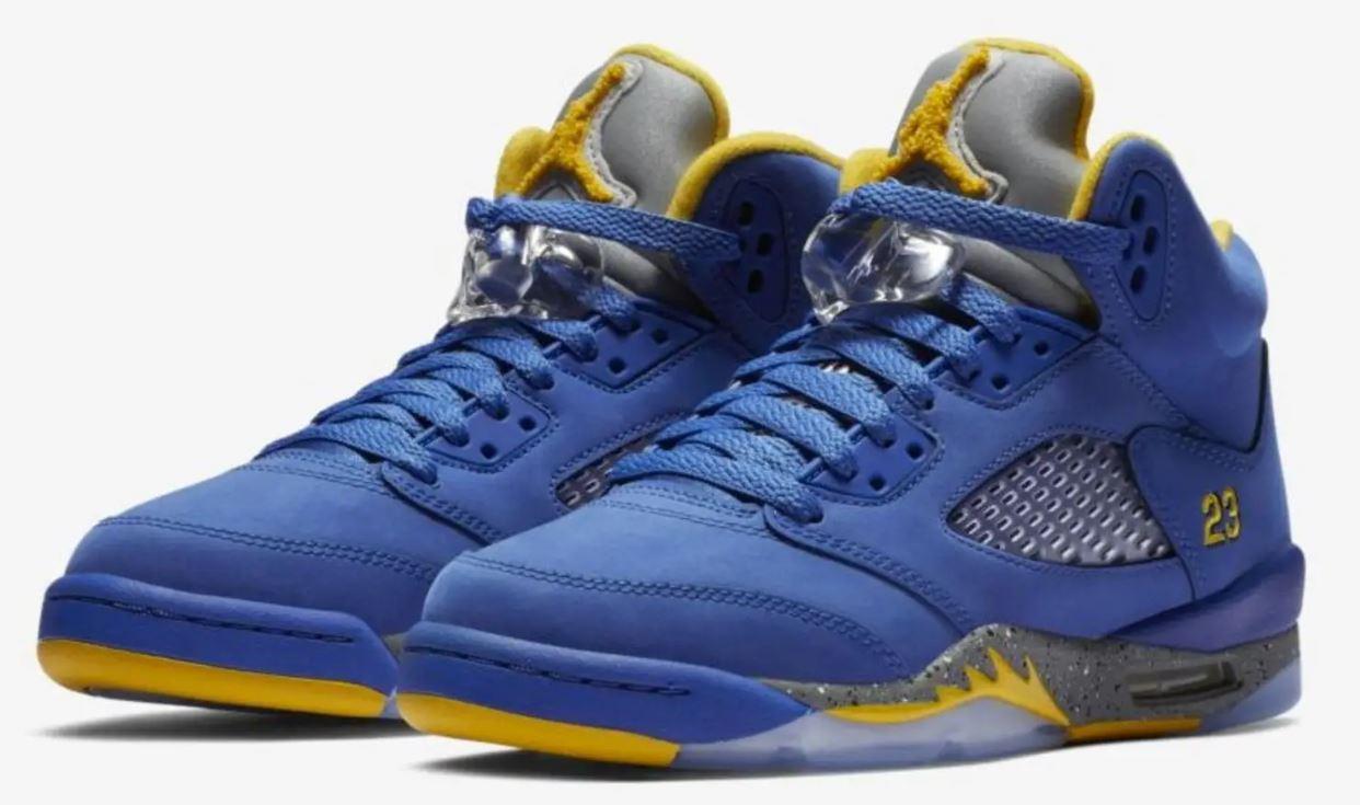 Air Jordan 5 Retro Laney Release Details Foot Locker Blog 227485754