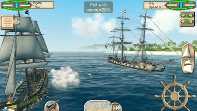 The Pirate: Caribbean Hunt v2.5 Mod Apk-3