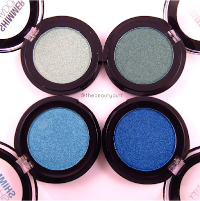 city color shimmer shadows color - the beauty puff
