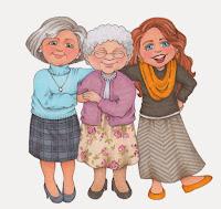 Image result for lds women clip art