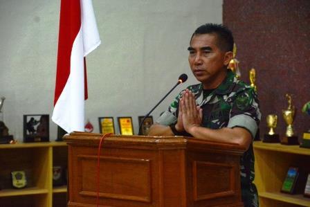 Danrem 043/Gatam Tegaskan Jajaran TNI Bekerja Sesuai Aturan