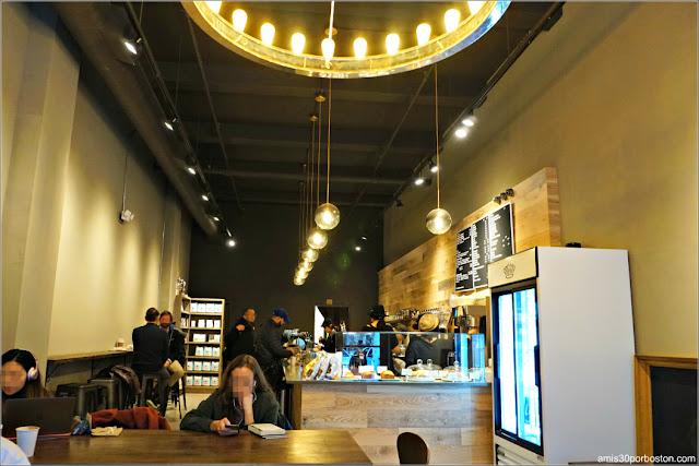 Cafeterías de Nueva York: King's Street Coffee
