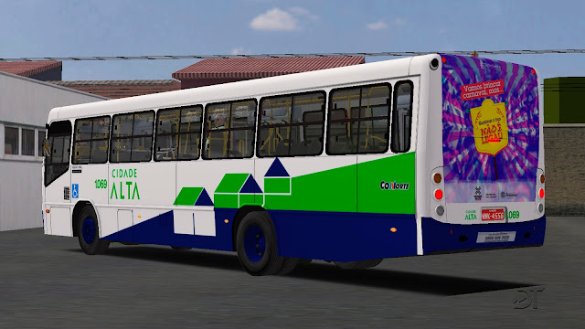 OMSI 2 - Comil Svelto 2008 MB OF-1722M padrão Recife