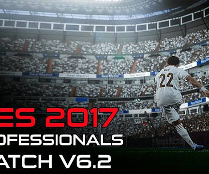 PES 2017 Professionals Patch V6 AIO + Update V6.2 Season 2020/2021