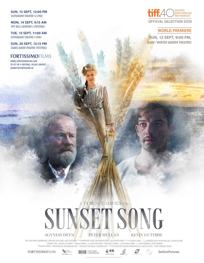 Póster: Sunset Song