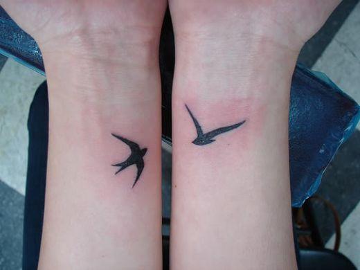 Tattoo Small Birds: USA News: Bird Tattoo Designs For Girls