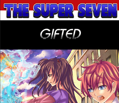 Gifted – Fantasy Adventure Chapter Book