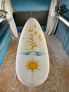 San Clemente Surfboards & Art by Paul Carter